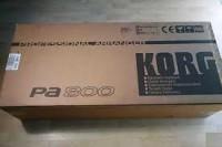 Korg PA800 Pro Arranger ……………… €600 EUR